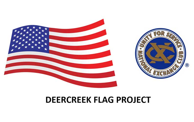 Deercreek Flag Project