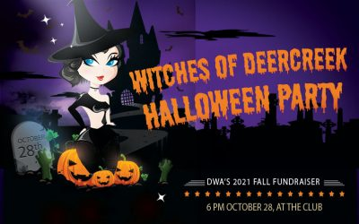 Witches of Deercreek Halloween Party  2021